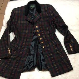 Vintage wool blazer by Lauren Ralph Lauren
